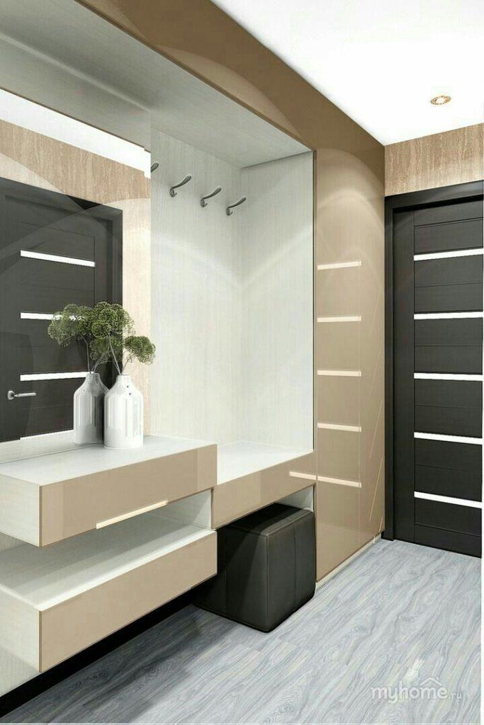 Creative Entryway Shelves
