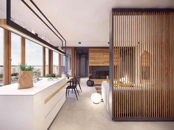 Wood Slats In Home Design To Grab Your Attention Decor Inspirator