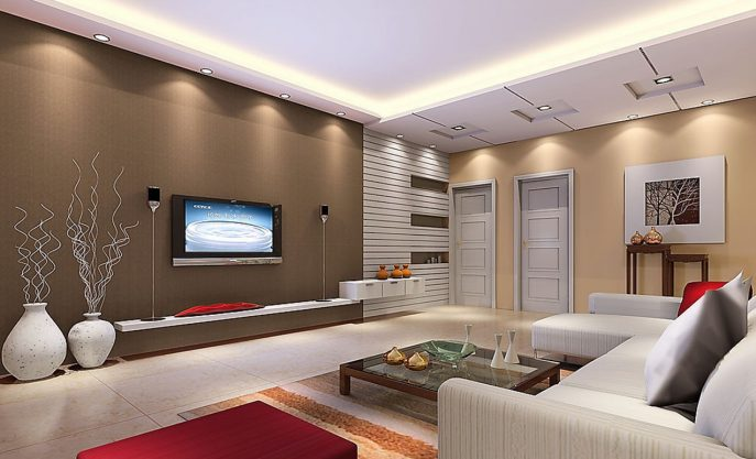 Outstanding Living Room Decorating Ideas for an Exclusive Home ...