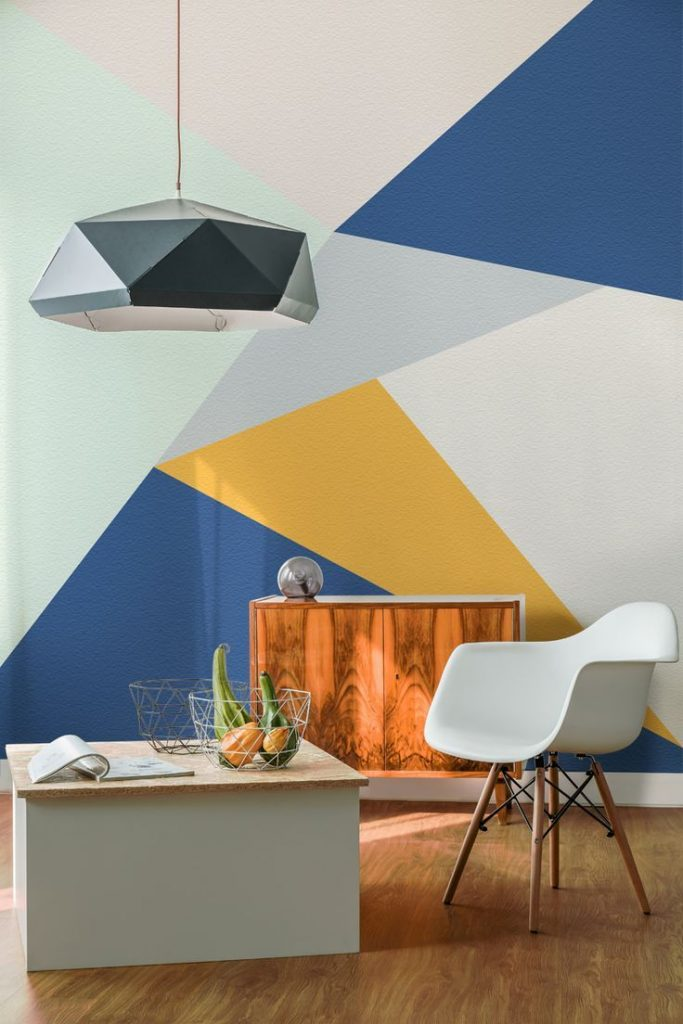 wall geometric design