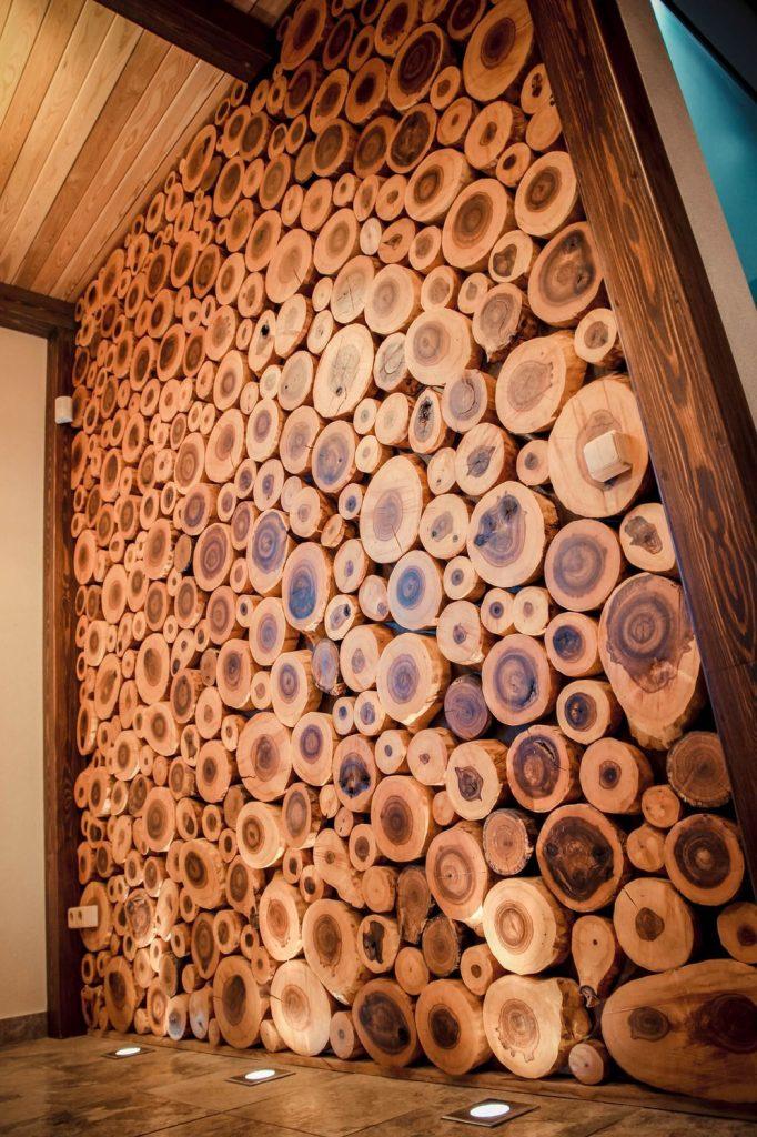 wood wall ideas