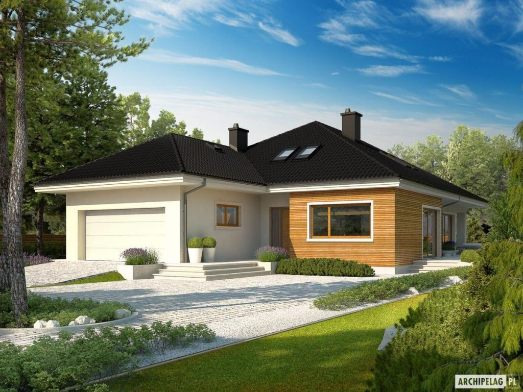 back yard story house
