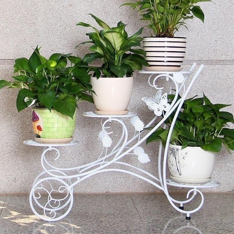 flower pots holder
