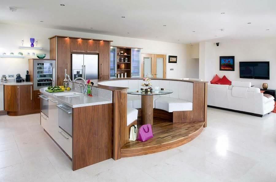 impressive kitchen island
