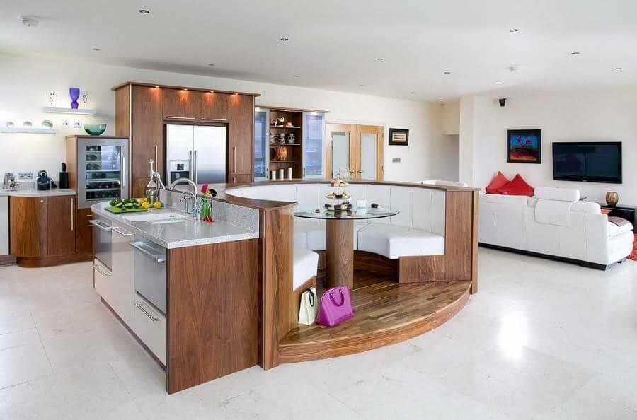 impressive kitchen island