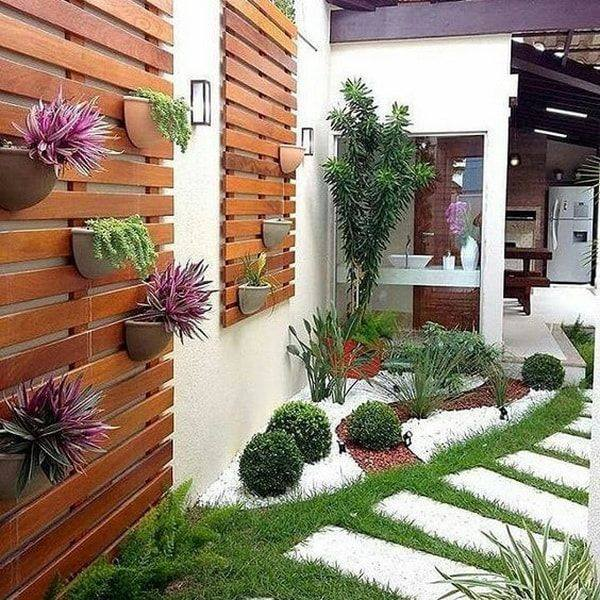 Ideas On How To Decorate Impressive Small Courtyard Decor Inspirator