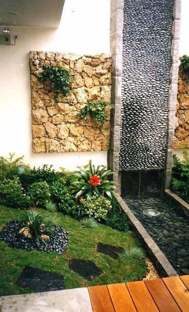 Ideas on How to Decorate Impressive Small Courtyard - Decor ...