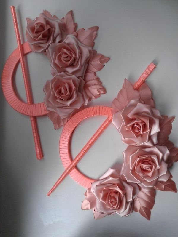 DIY curtains knot