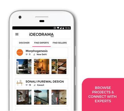 idecorama app