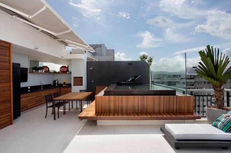 amazing design of terrace