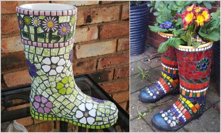 boots mosaic