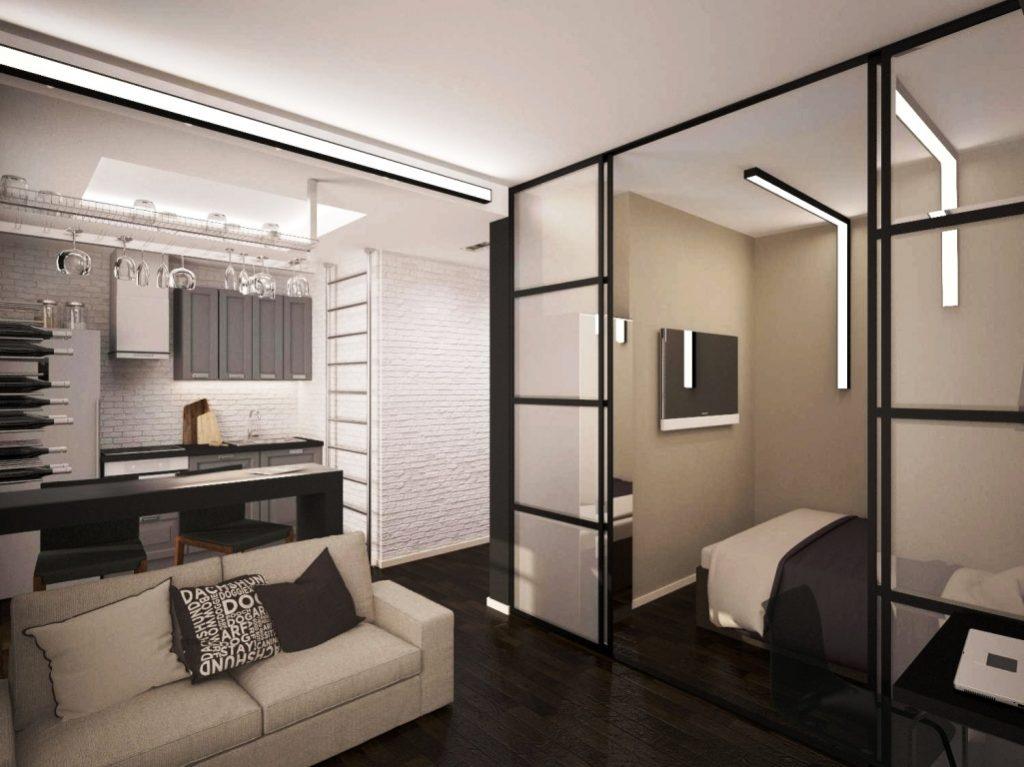 glass doors in home decor