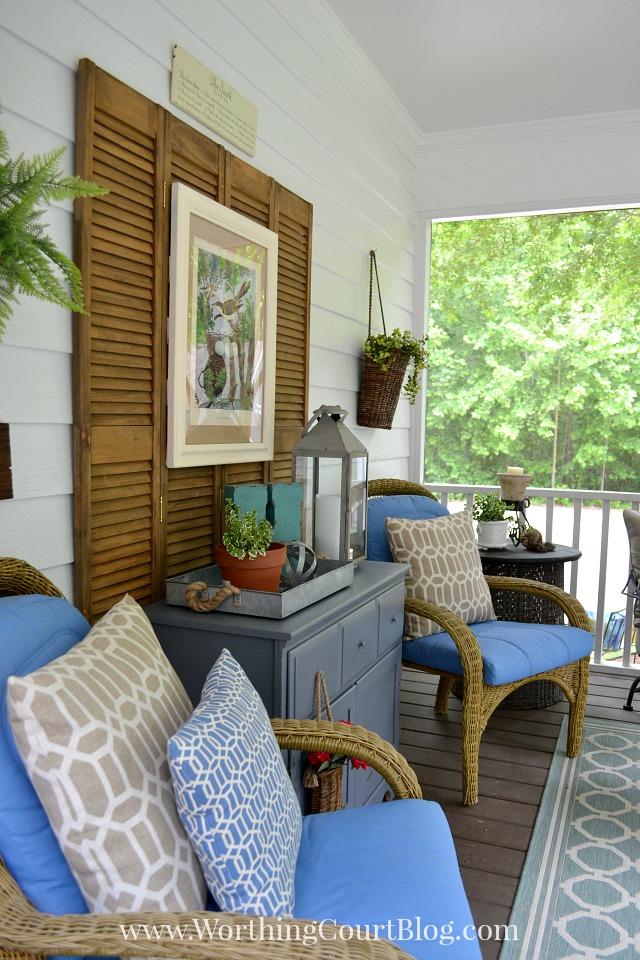 porch decoration