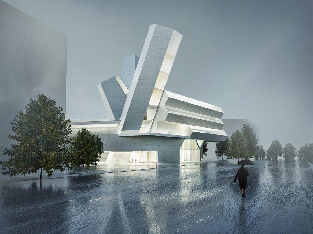Steven Holl architect
