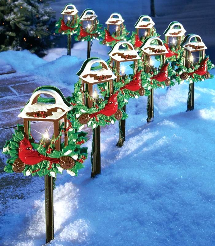 Must-see DIY Outdoor Christmas Decoration