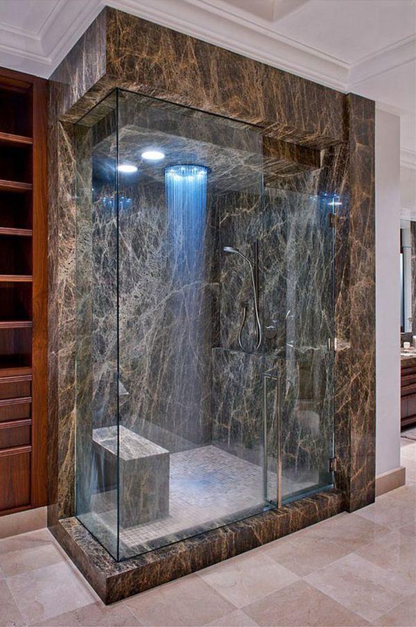 showery room