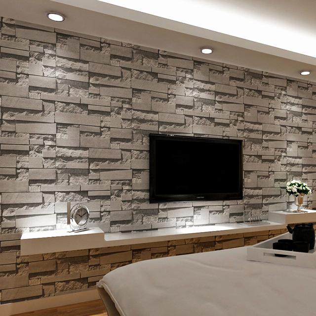 stone wallpaper in 3D