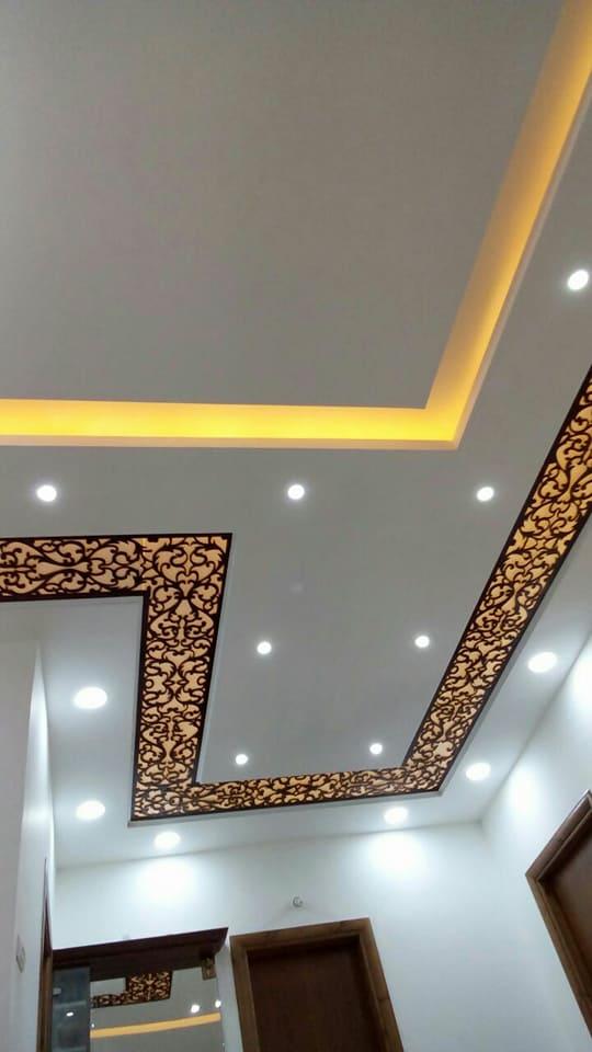 false ceiling decoration with cnc - decor inspirator