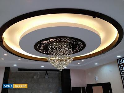 false ceiling decoration