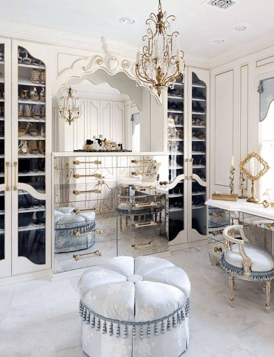 Dressing Rooms Designs Pictures: Luxury Dressing Room Ideas