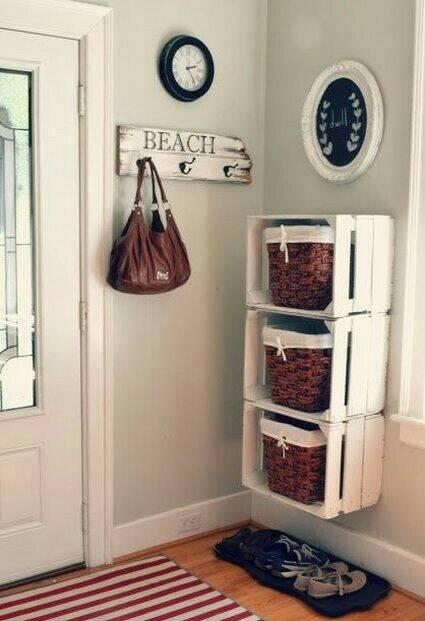 shoes storage idea