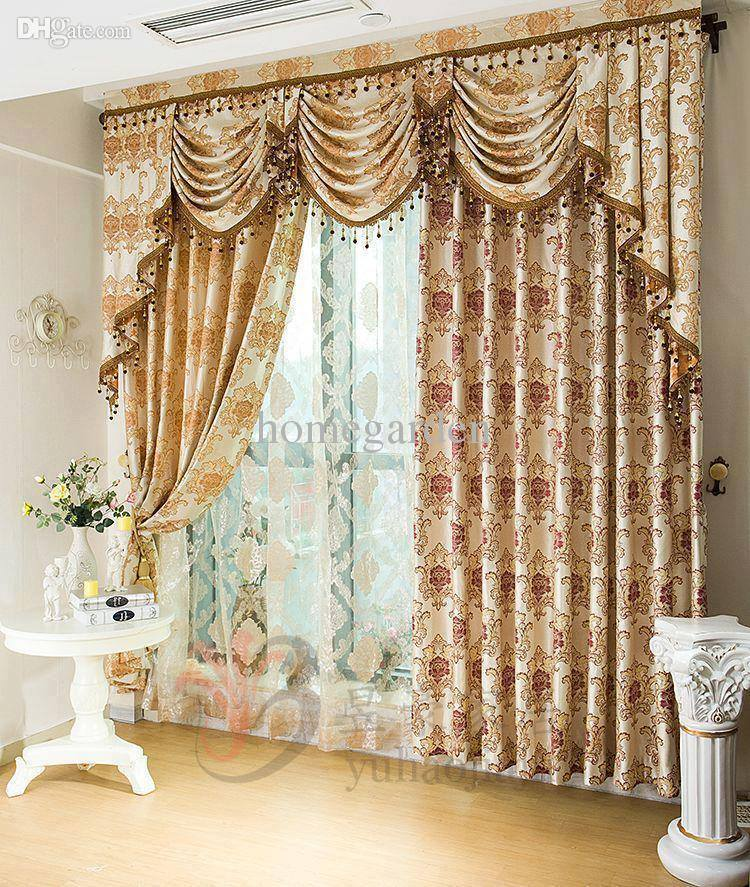 good looking curtains