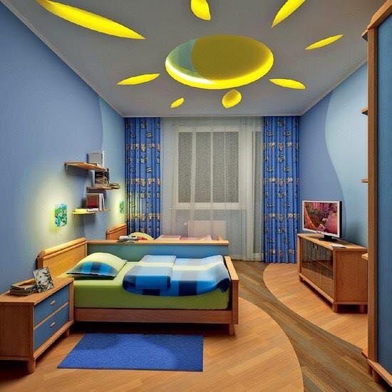 boy's room design