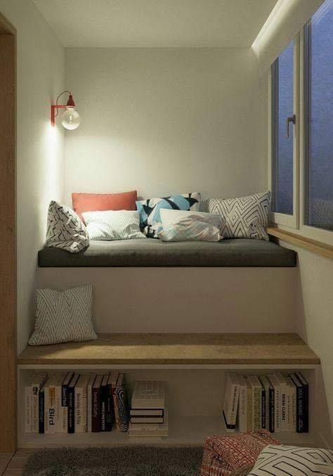 balcony library