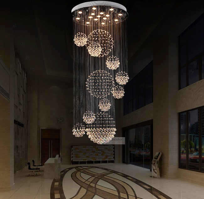 entrance hall chandelier