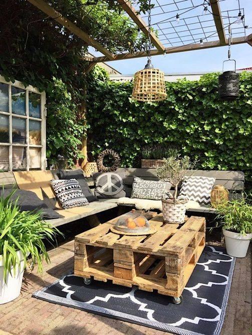 creative garden room