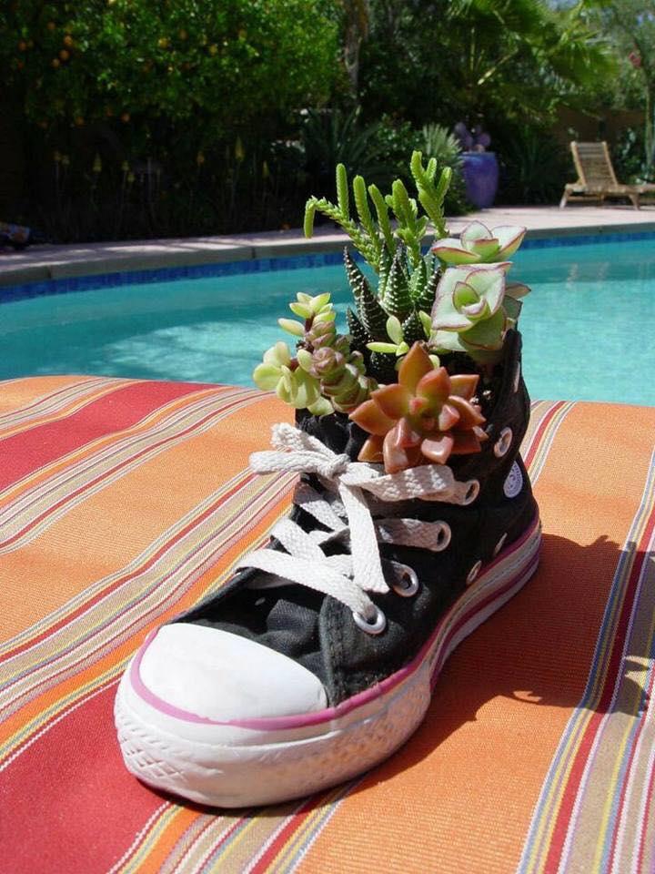 shoe reuse