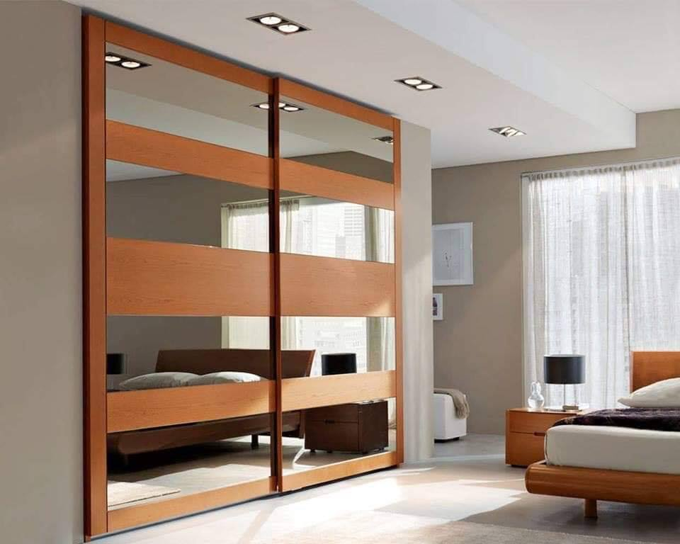modern cupboard
