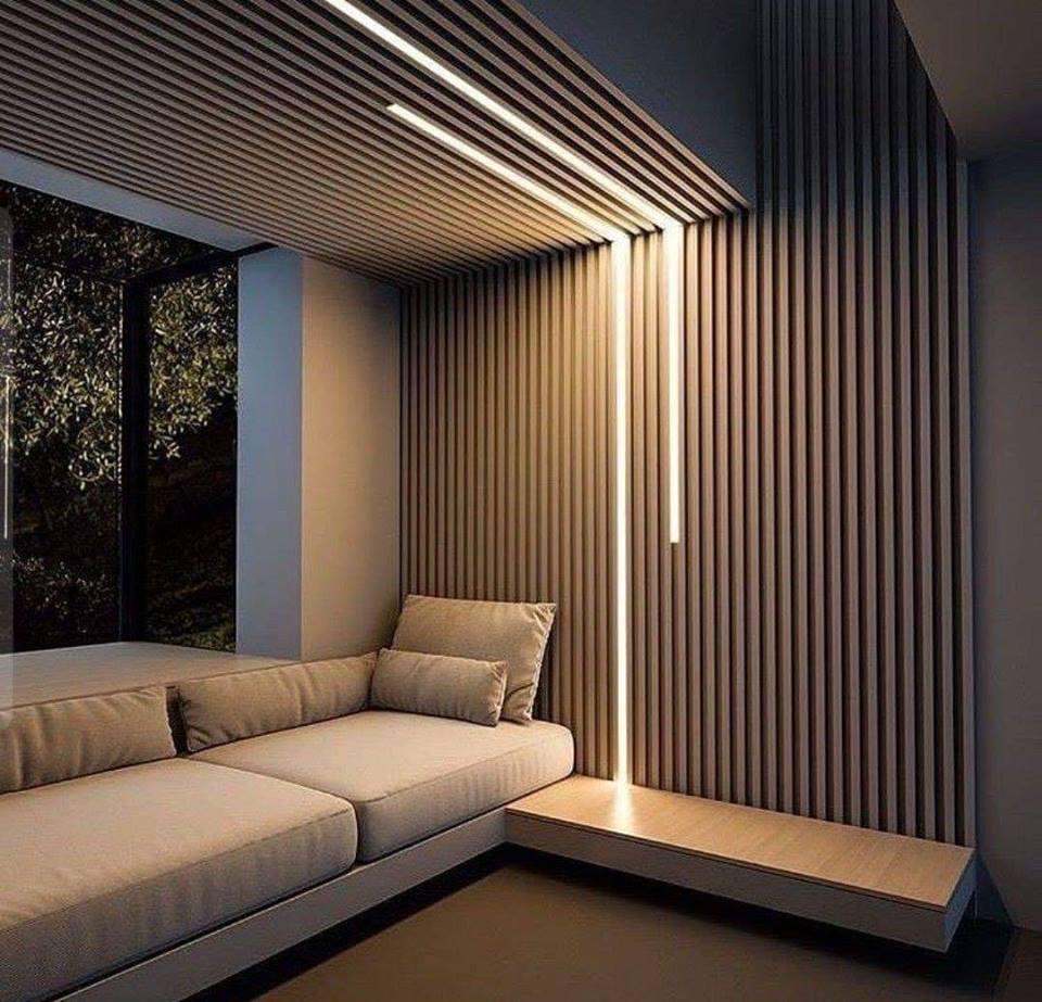 wall panel lighting