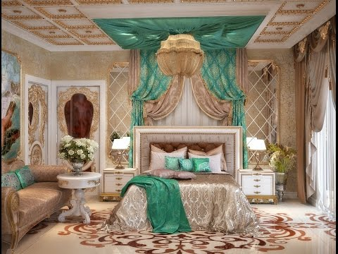 Royal bedroom
