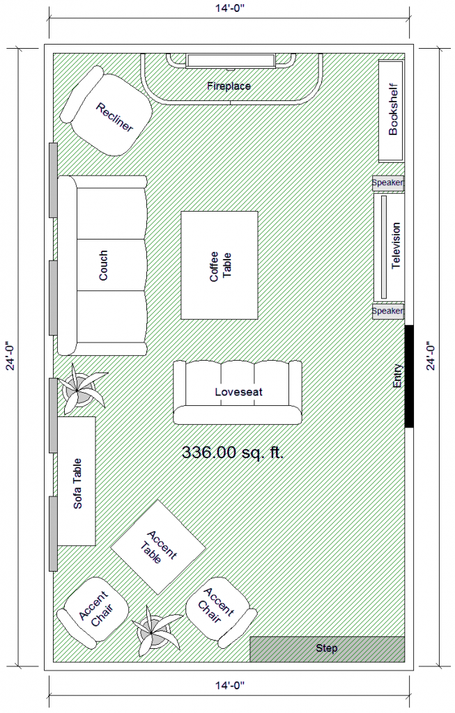 Free Virtual Room Layout Planner