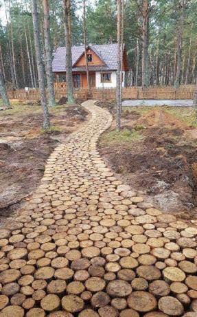 cobblestone pathway design