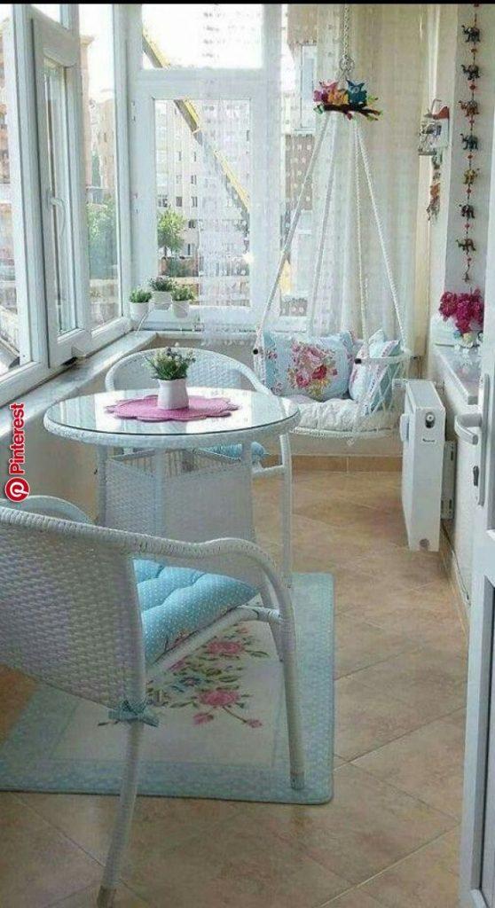 balcony desgning