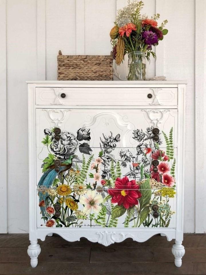 old dresser renwe