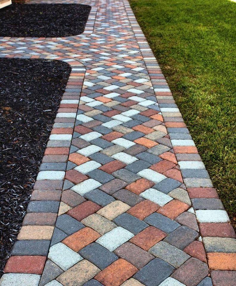 bricks paths