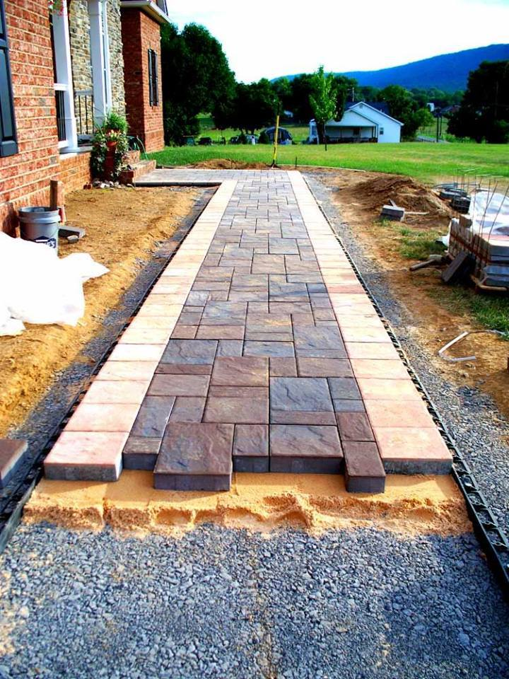 bricks pavers