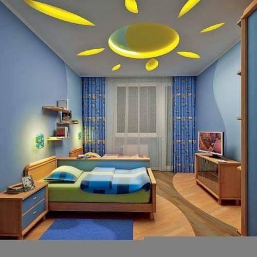 nice kids room design