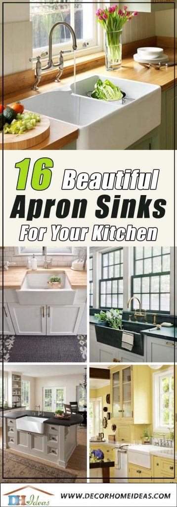 best kitchen apron sinks