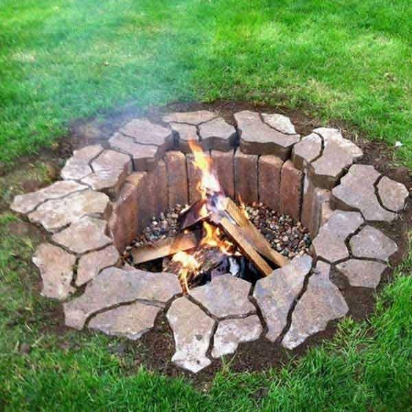 make nice firepit