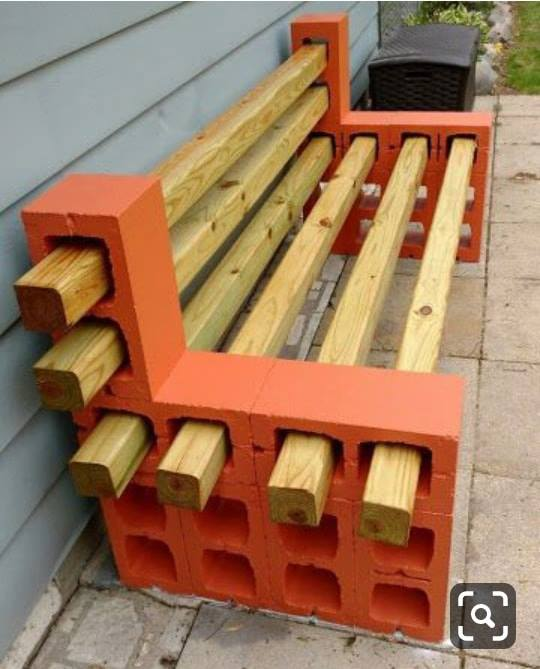 blocks bench