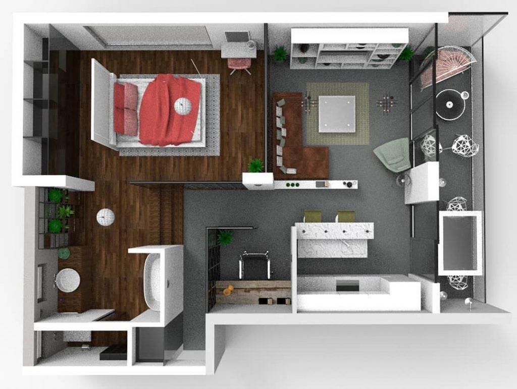 best 3D house plans
