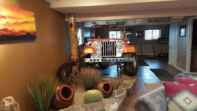 jeep kitchen bar