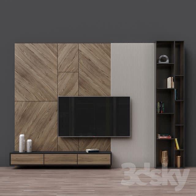 TV lounge units
