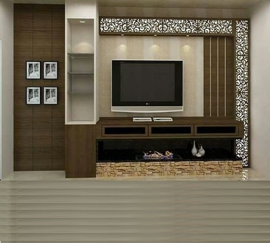 Living Room Cabinet Design In India: TV Lounge Units For Modern Homes