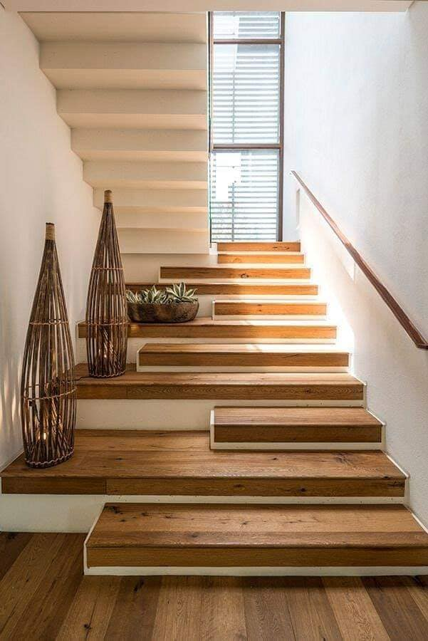 stairs at home