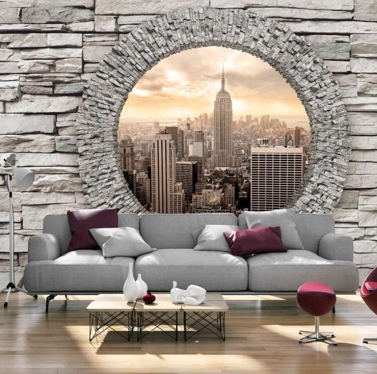 decor with stones